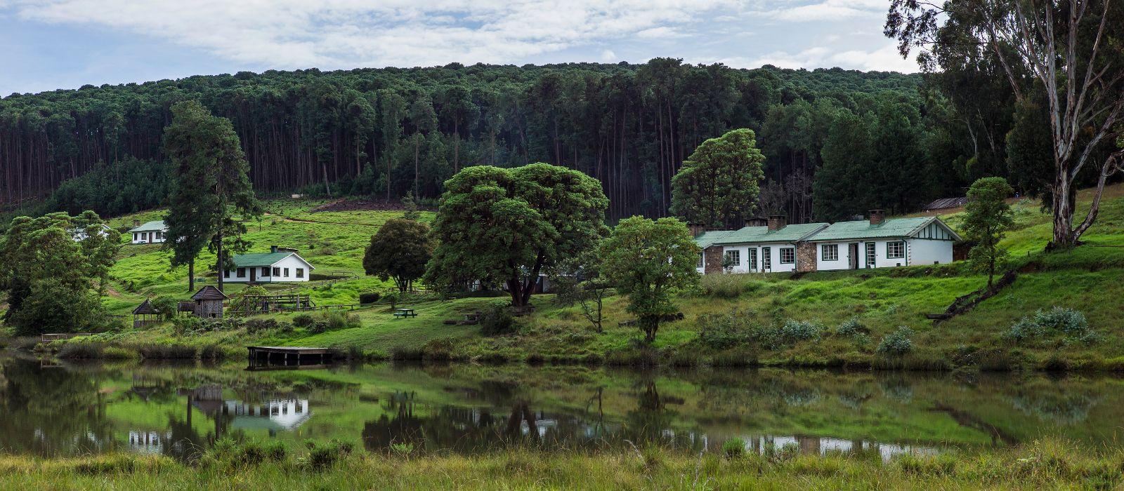 Hotel Chelinda Camp Malawi