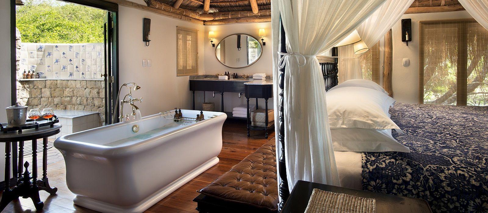 Hotel &Beyond Benguerra Island Lodge Mozambique