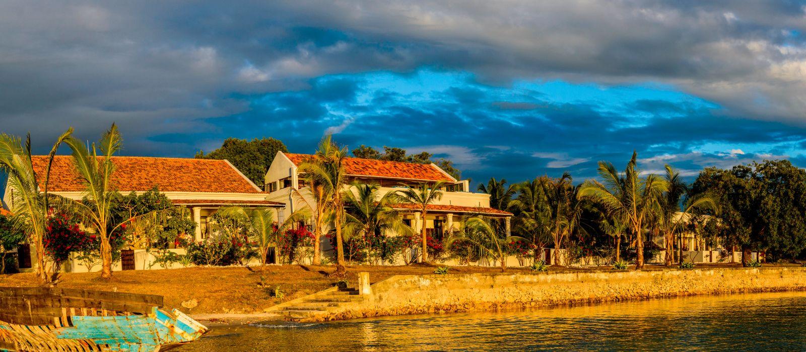 Hotel Ibo Island Lodge Mosambik
