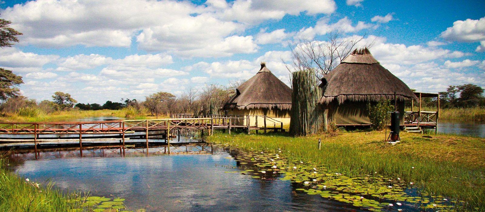 Hotel Camp Kwando Namibia