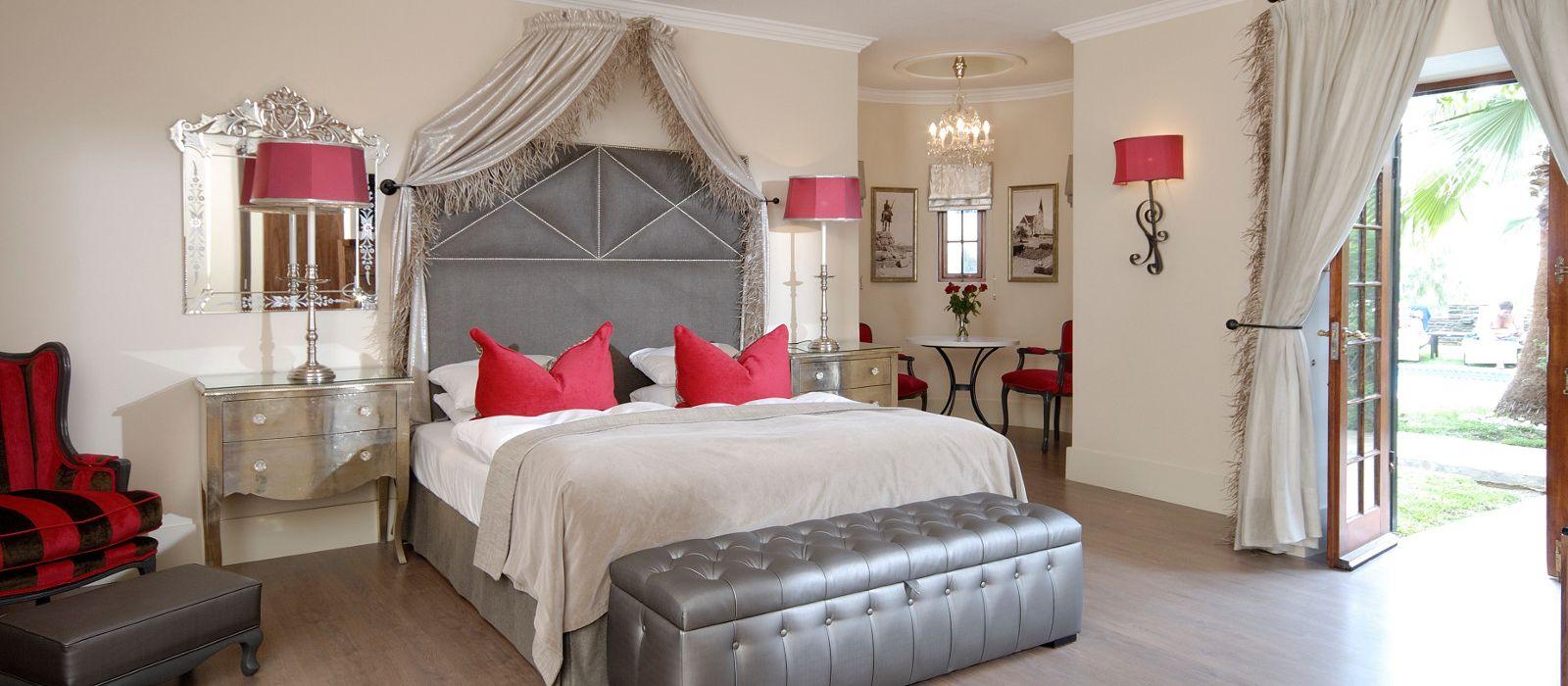 Hotel Heinitzburg  Namibia
