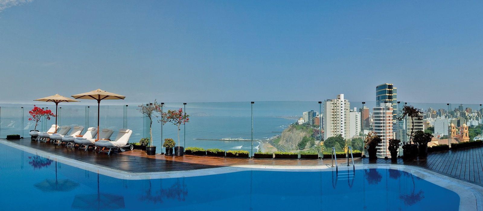 Hotel Belmond Miraflores Park  Peru