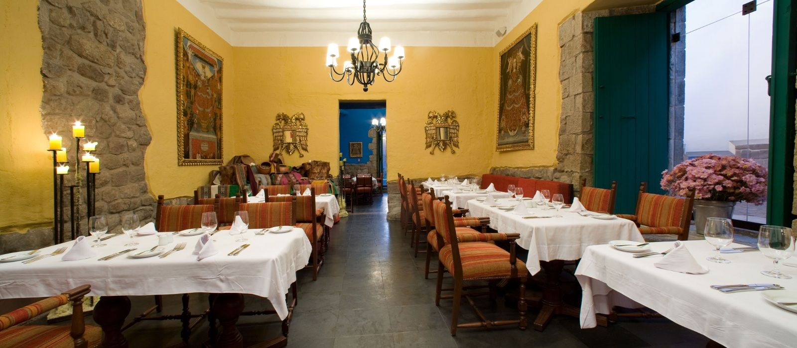 Casa andina premium cusco hotel enchanting travels for Hotel casa andina private collection cusco