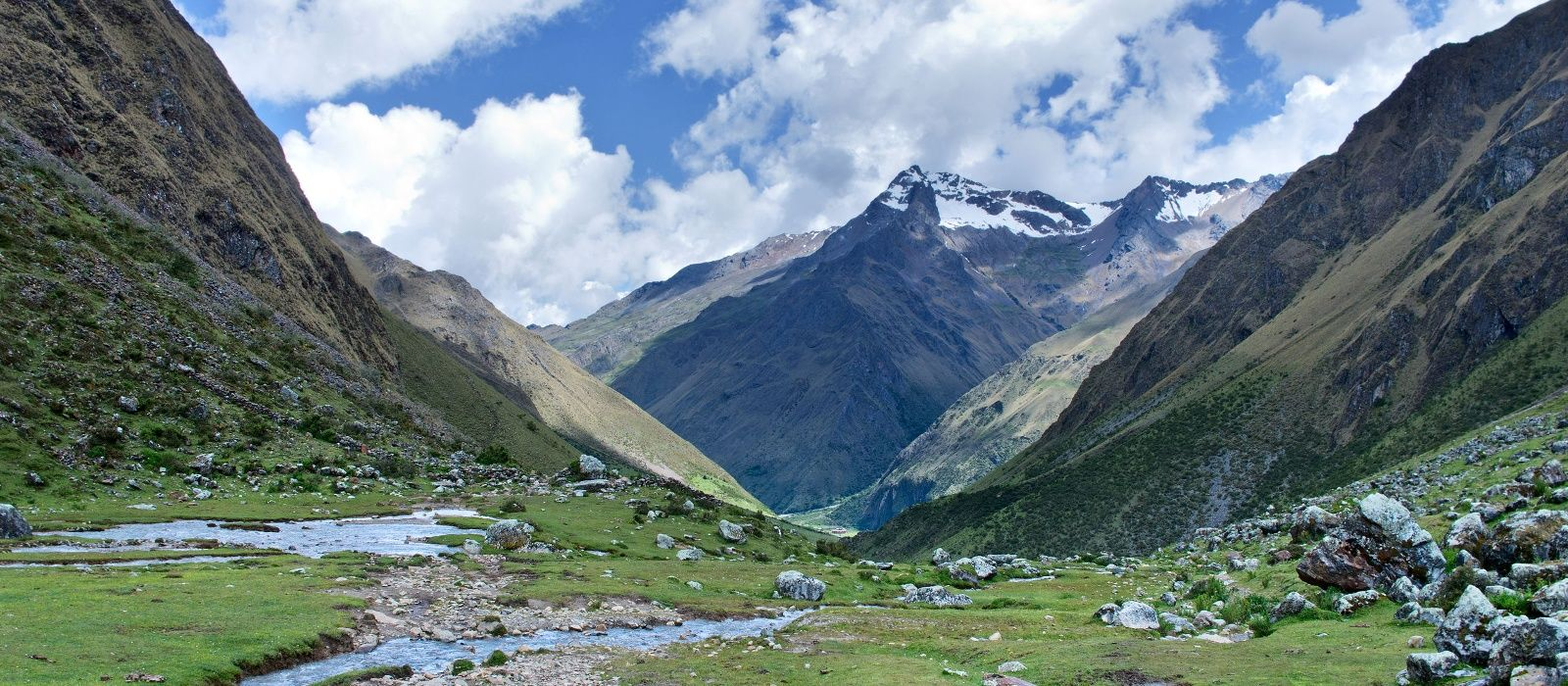 Destination Salkantay Trek Peru