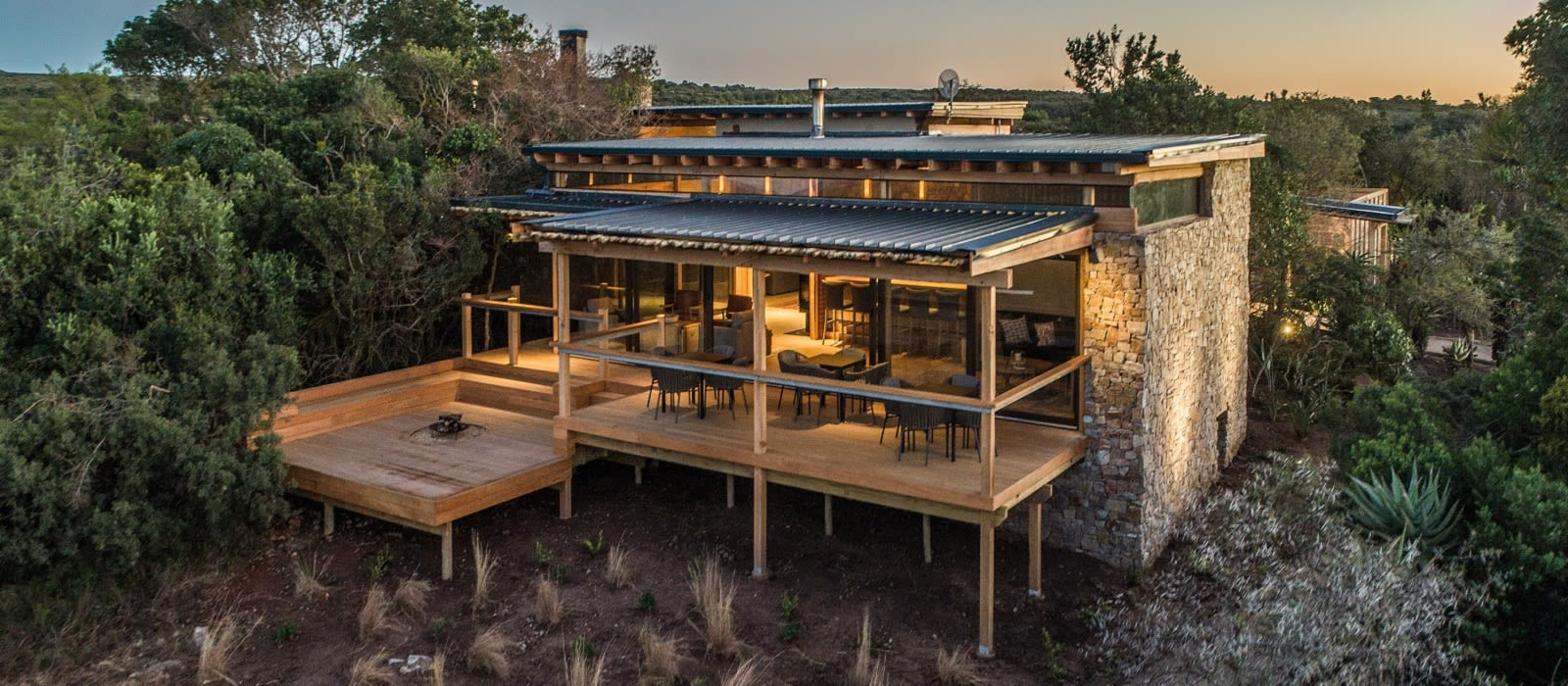 Hotel Kariega Ukhozi Lodge South Africa