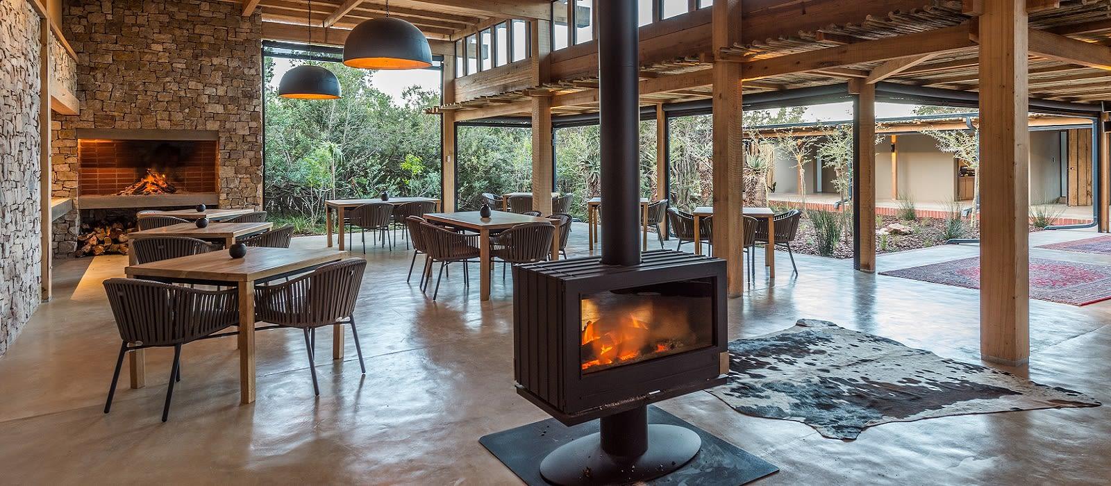 Hotel Kariega Ukhozi Lodge Südafrika