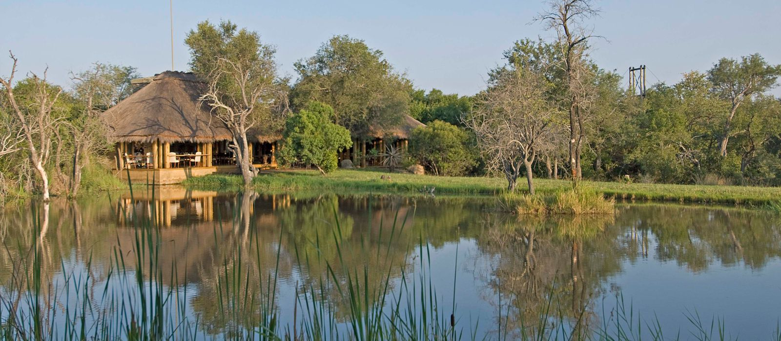 Hotel Camp Jabulani South Africa