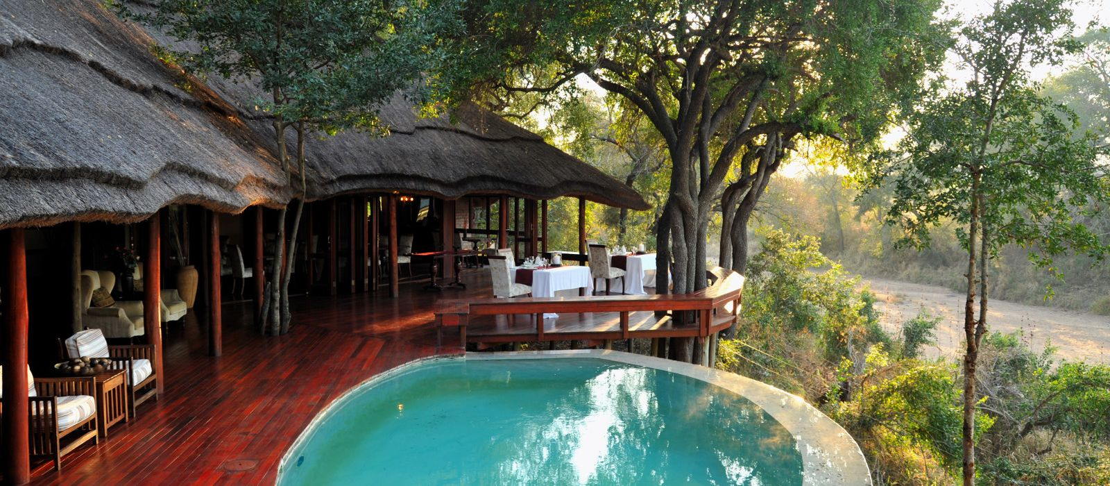 Hotel Imbali Safari Lodge Südafrika