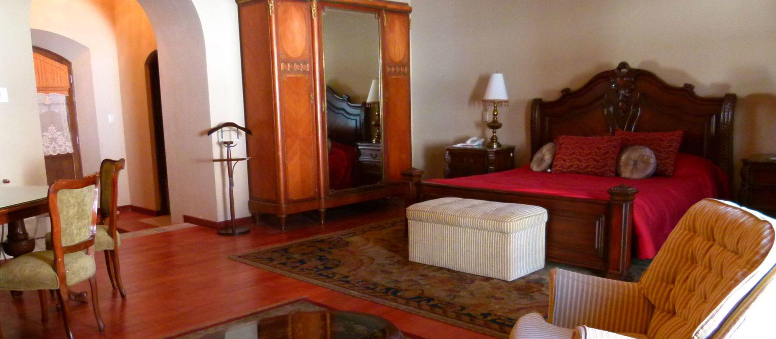 Hotel Parador Santa Maria La Real Bolivien
