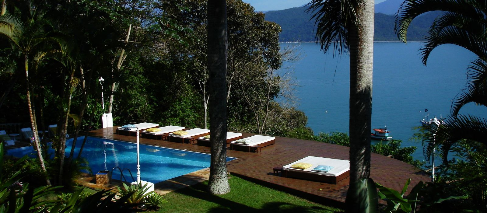 Hotel Pousada Picinguaba Brazil
