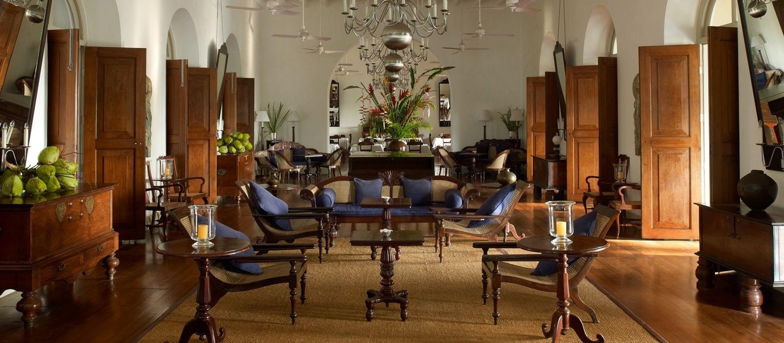 Hotel Amangalla Sri Lanka
