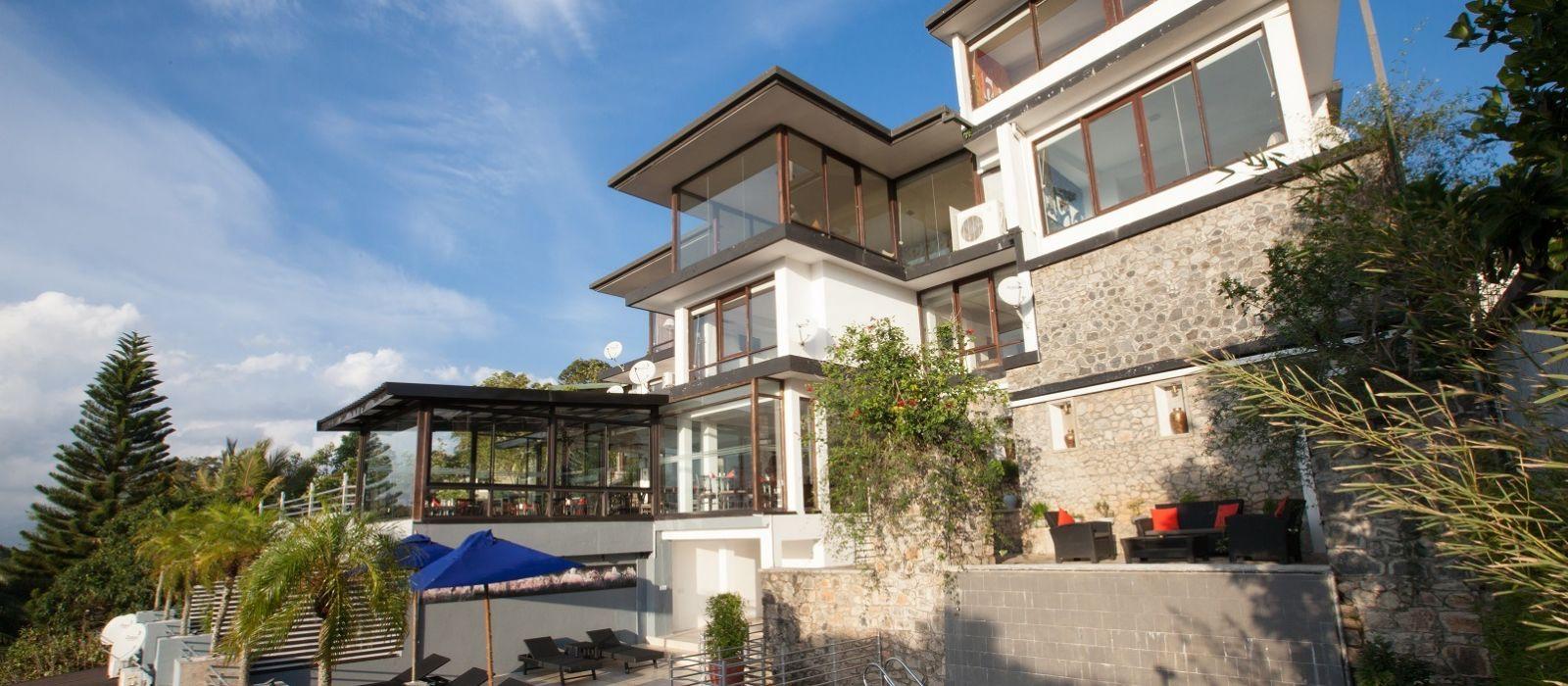 Hotel Theva Residency Sri Lanka