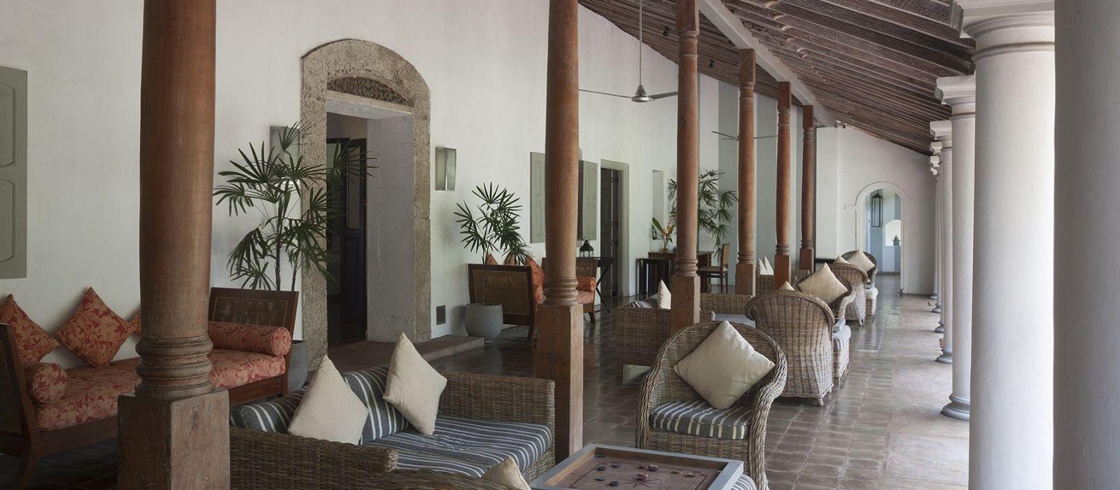 Hotel The Wallawwa Sri Lanka