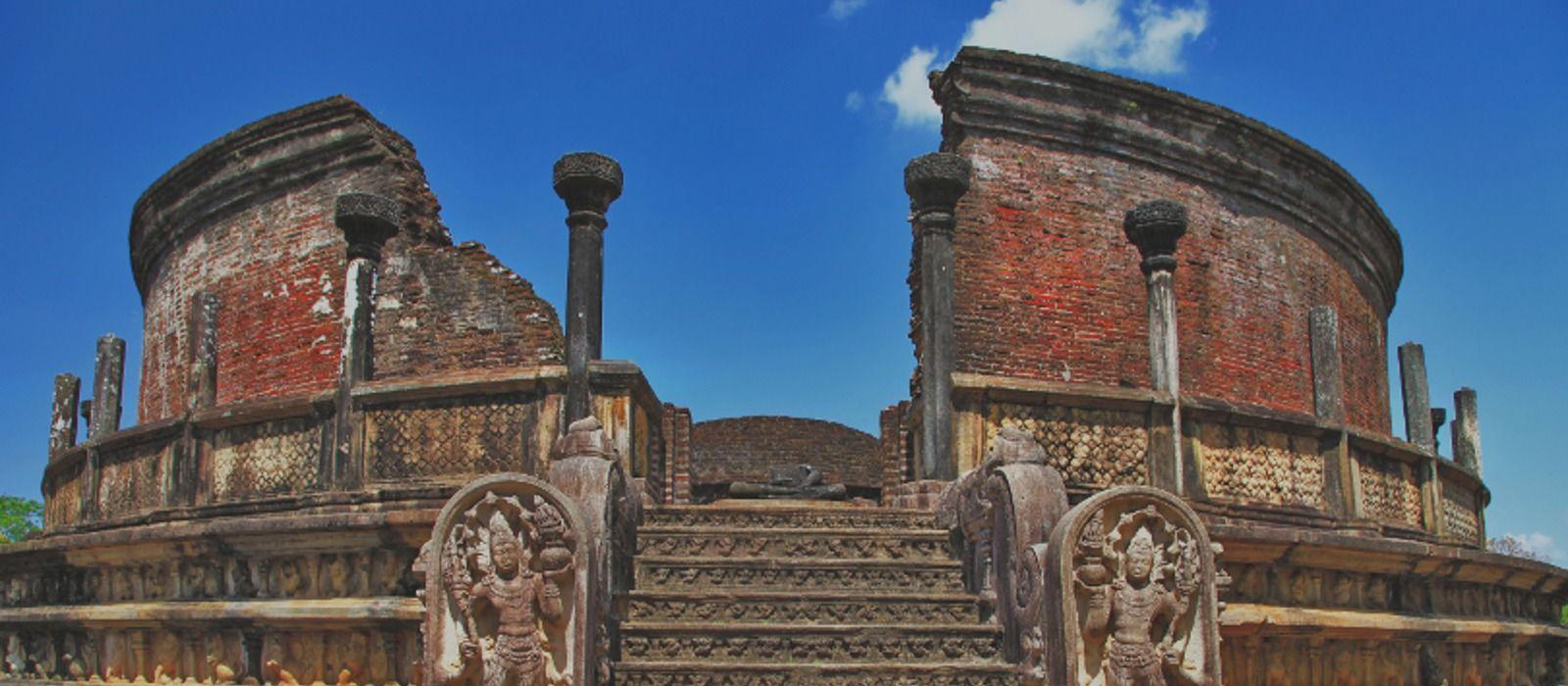 Destination Polonnaruwa Sri Lanka