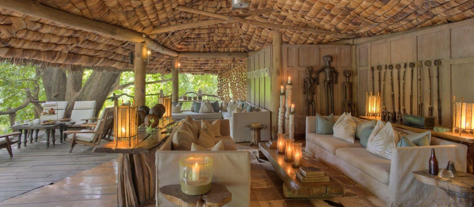 Hotel Lake Manyara Tree Lodge Tansania