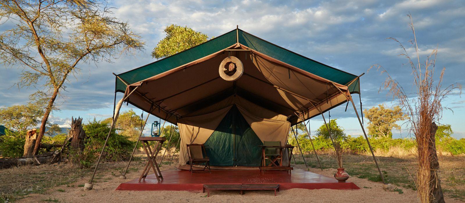Hotel Mdonya Old River Camp Tanzania