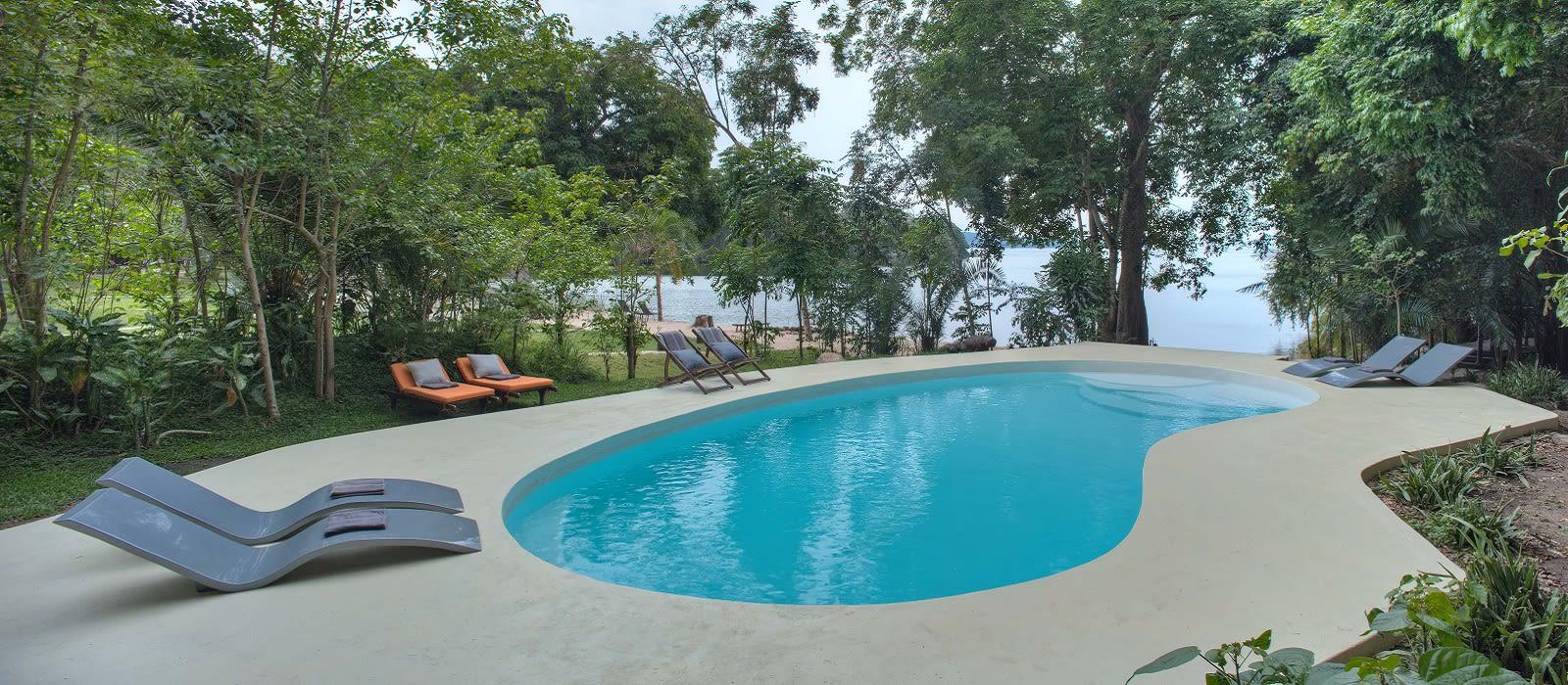Hotel Rubondo Island Camp Tansania