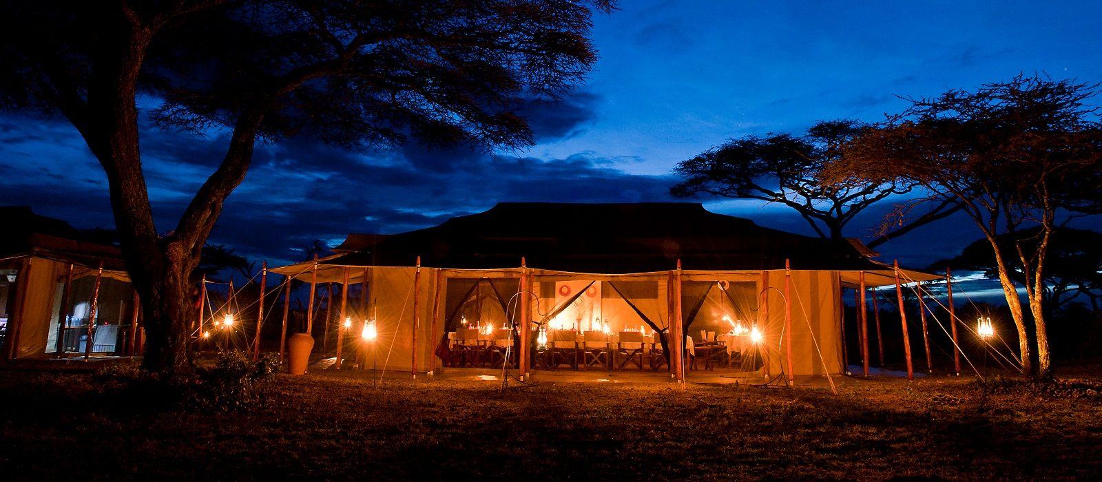 Hotel Bologonya Under Canvas Tanzania