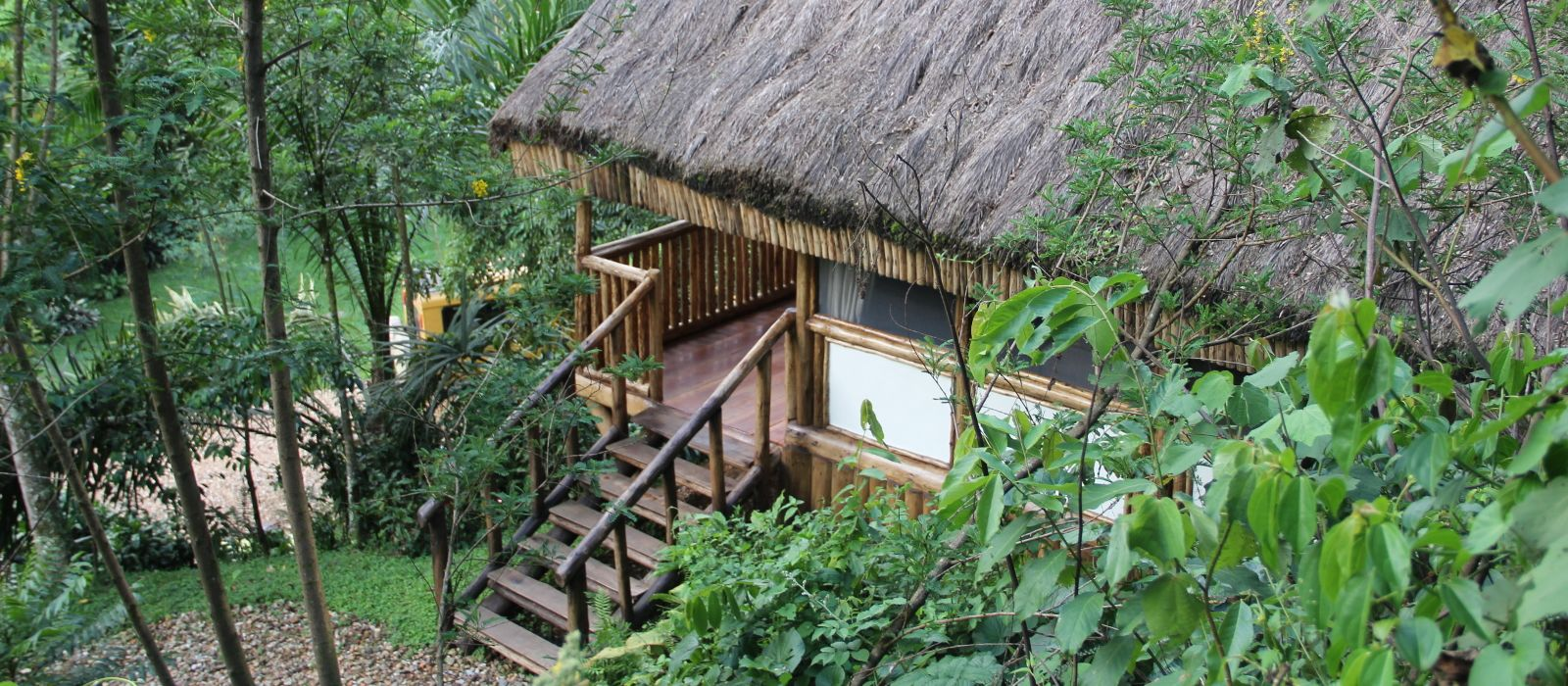 Hotel Buhoma Lodge Uganda