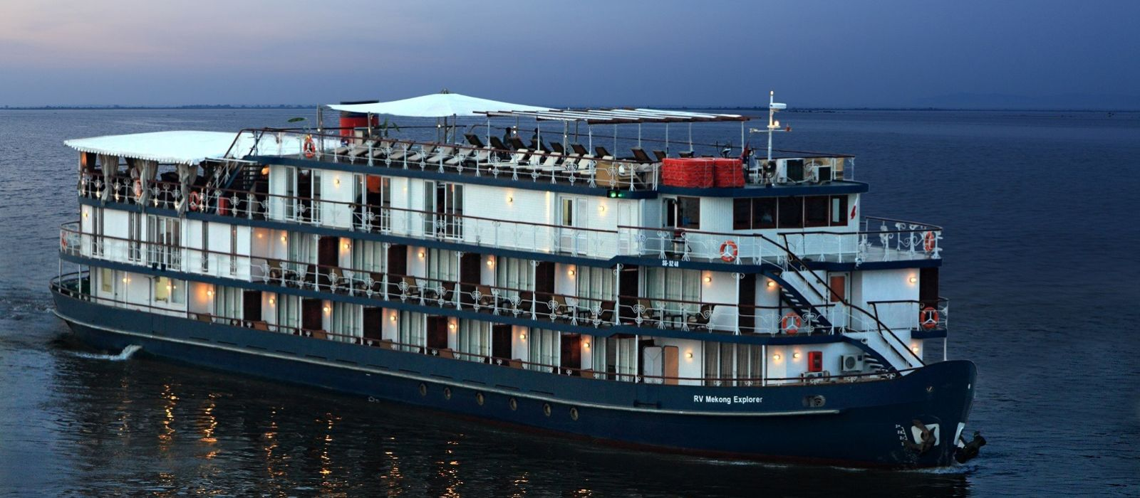 Hotel The Jayavarman Cruise Kambodscha