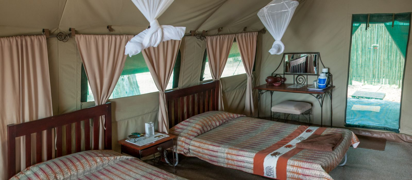Hotel Goliath Safaris Tented Camp (Mana Pools) Simbabwe
