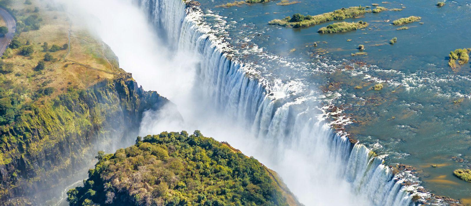 Simbabwe: Klassische Safari Rundreise Urlaub 1
