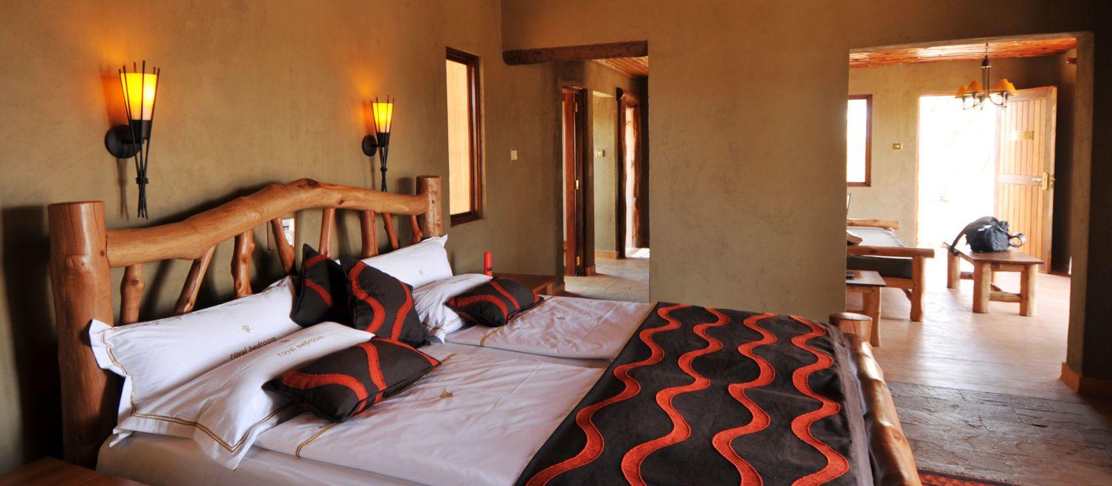 Hotel Severin Safari Camp Kenya