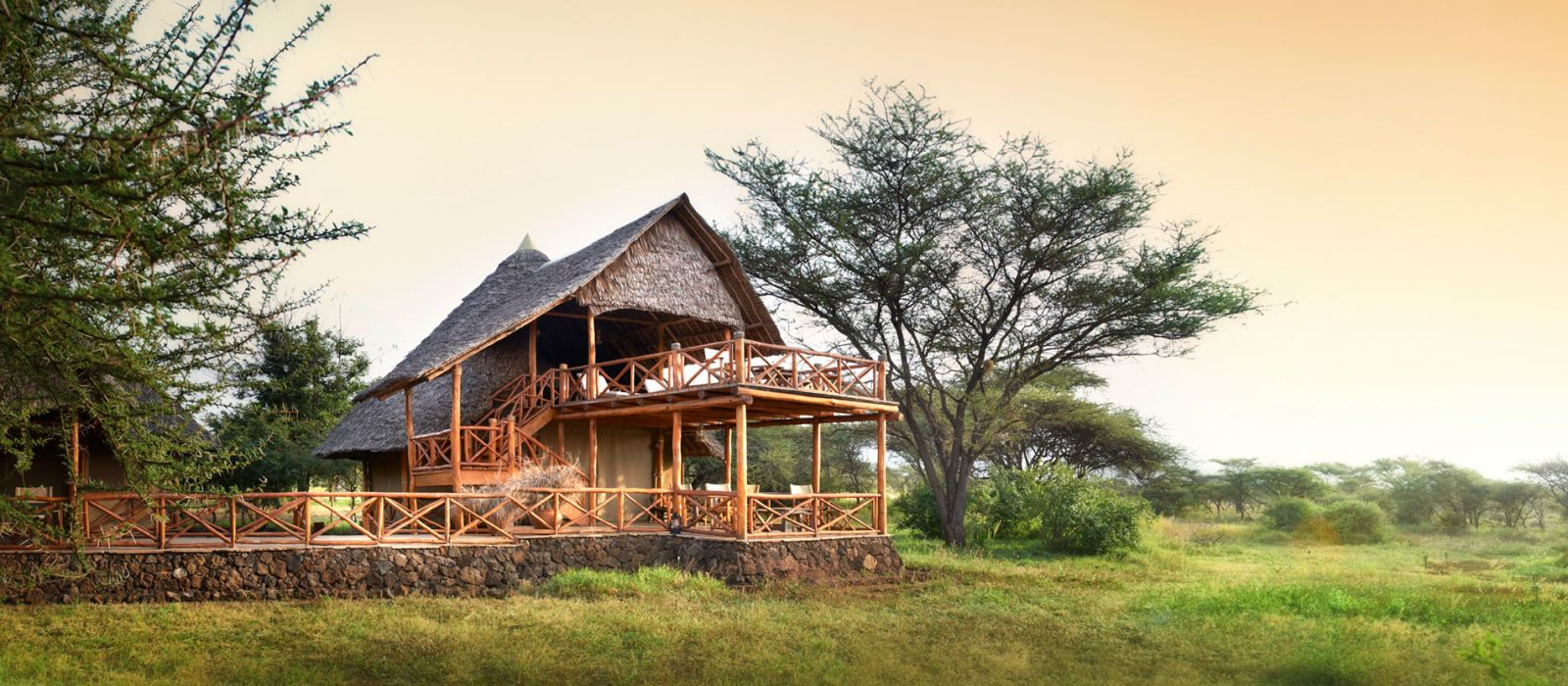 Hotel Severin Safari Camp Kenia