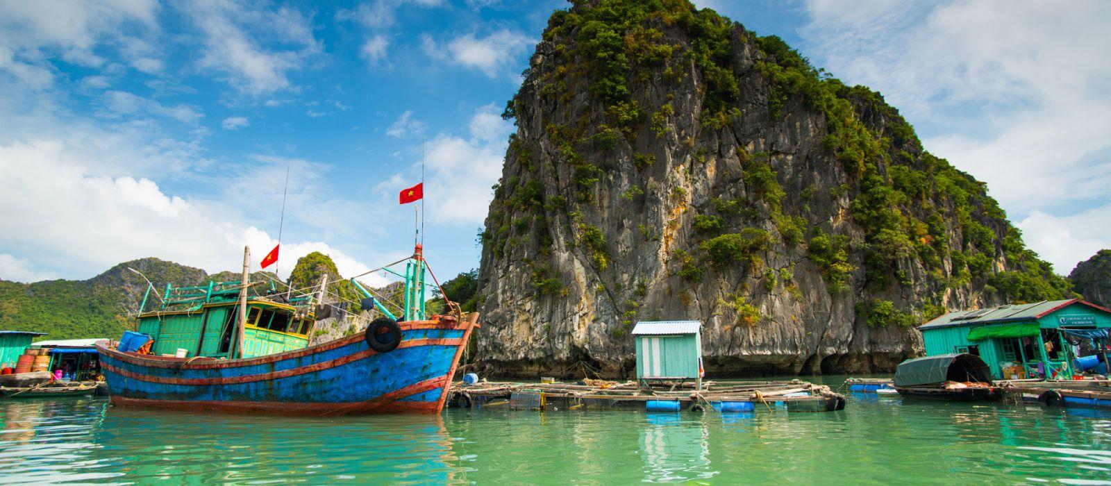 Reiseziel Hai Phong Vietnam
