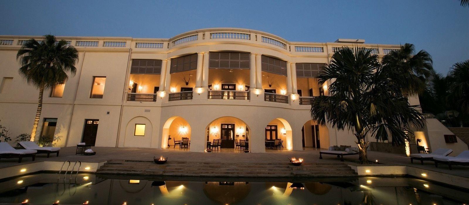 Hotel Taj Nadesar Palace Nordindien