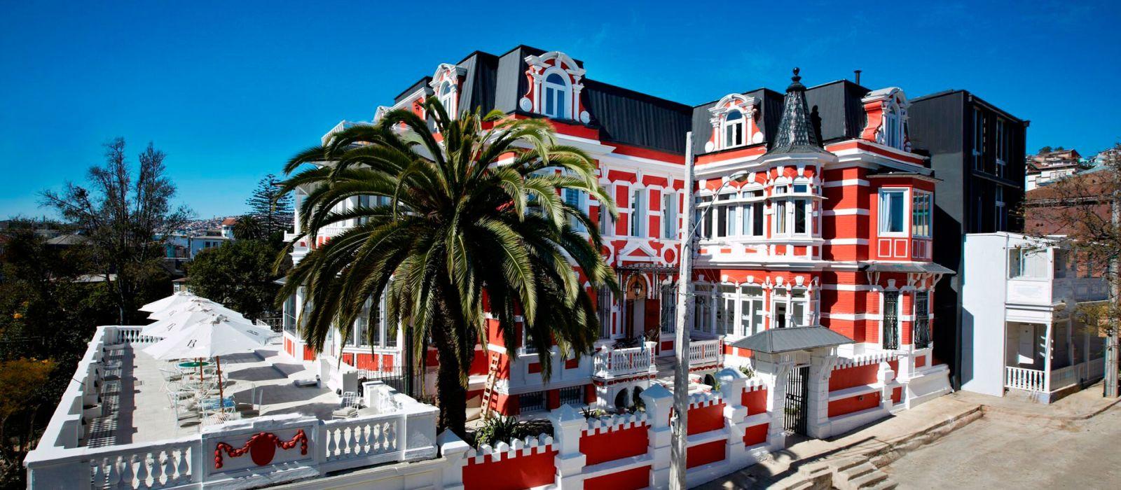 Hotel Palacio Astoreca Chile