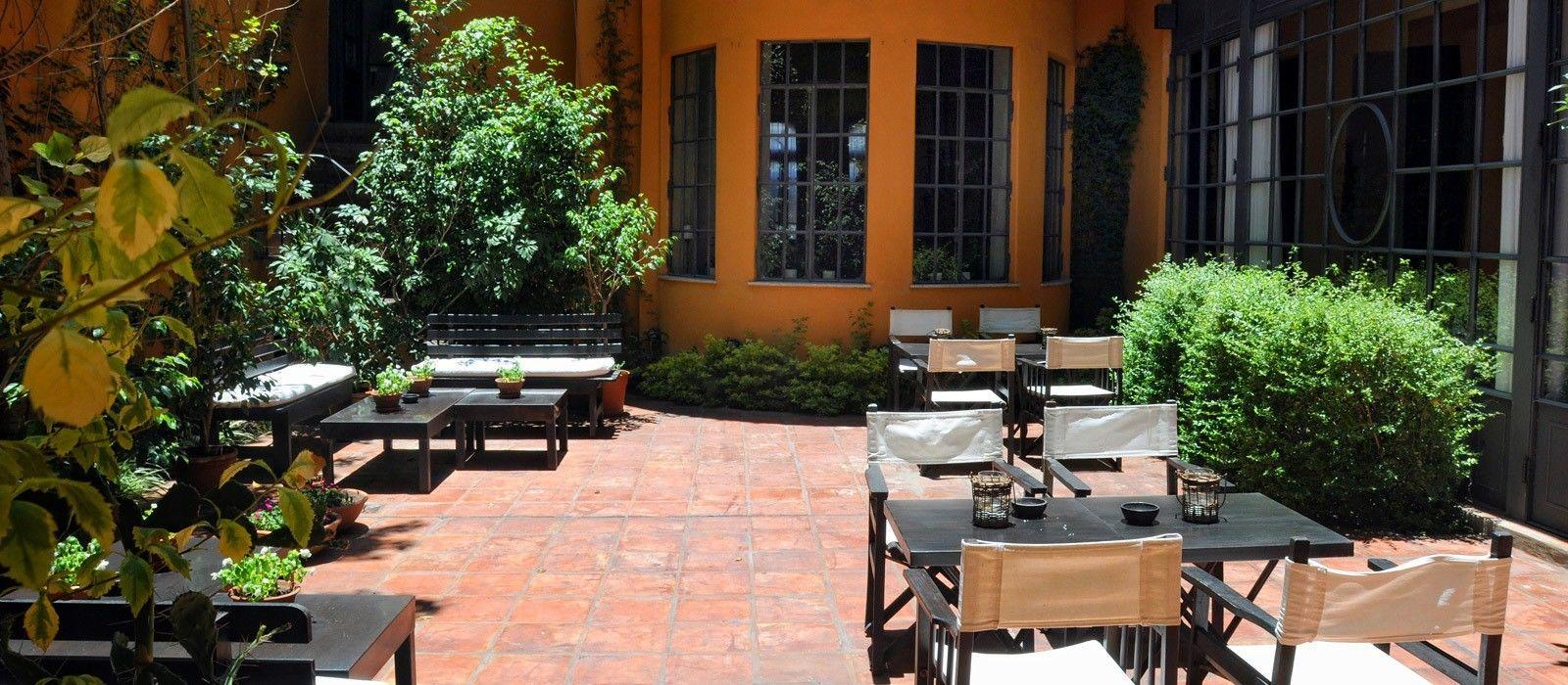 Hotel Legado Mitico Salta Argentinien