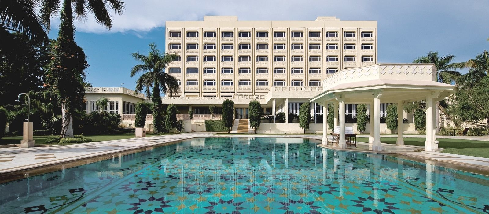 Hotel The Gateway  Fatehabad Road Agra Nordindien