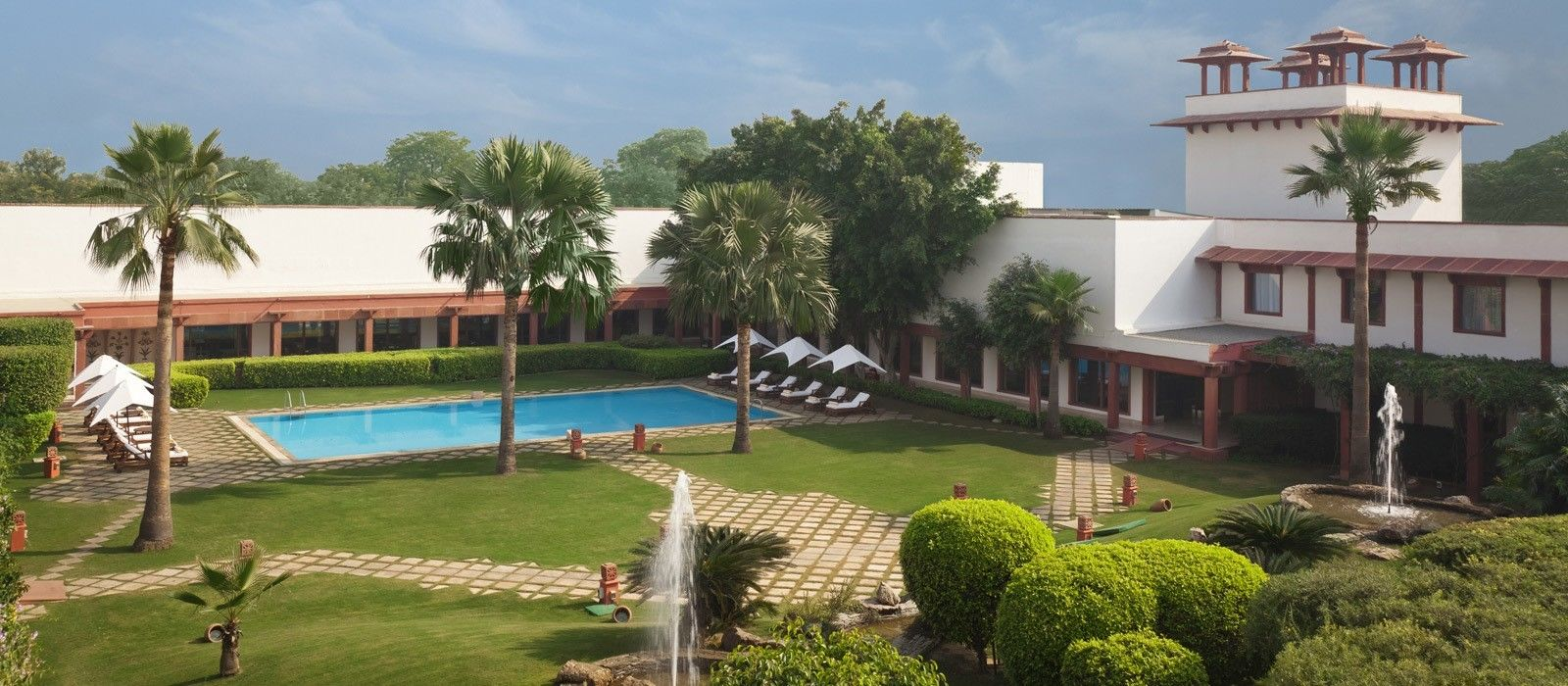 Hotel The Trident Agra North India