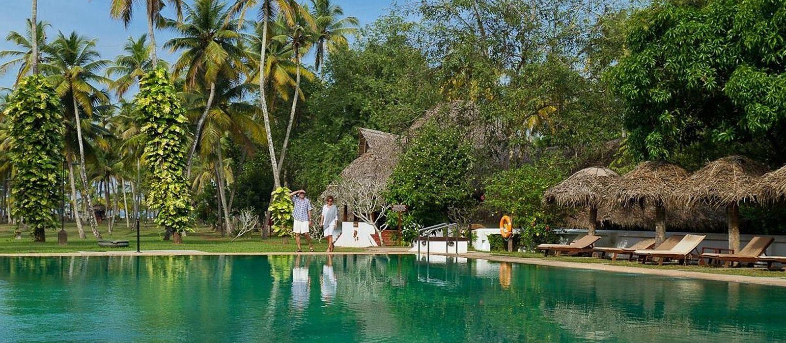 Hotel Marari Beach Resort Südindien