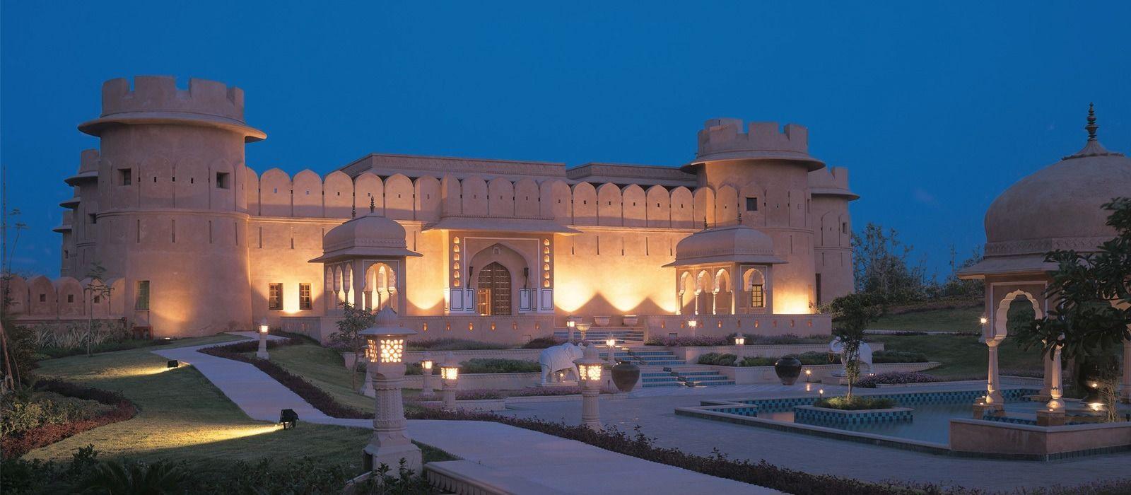 Oberoi Exklusiv: Royales Rajasthan und Safari Abenteuer Urlaub 3