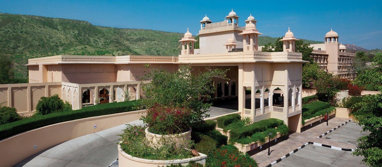 Hotel The Trident Jaipur North India