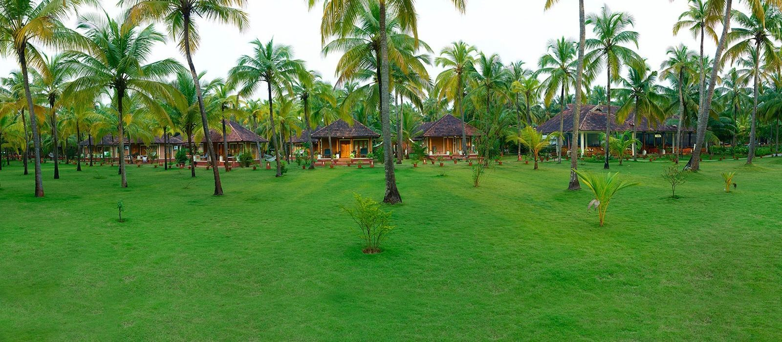 Hotel Nattika Beach Resort South India