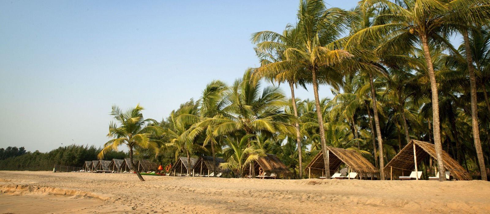 Reiseziel Nattika Südindien