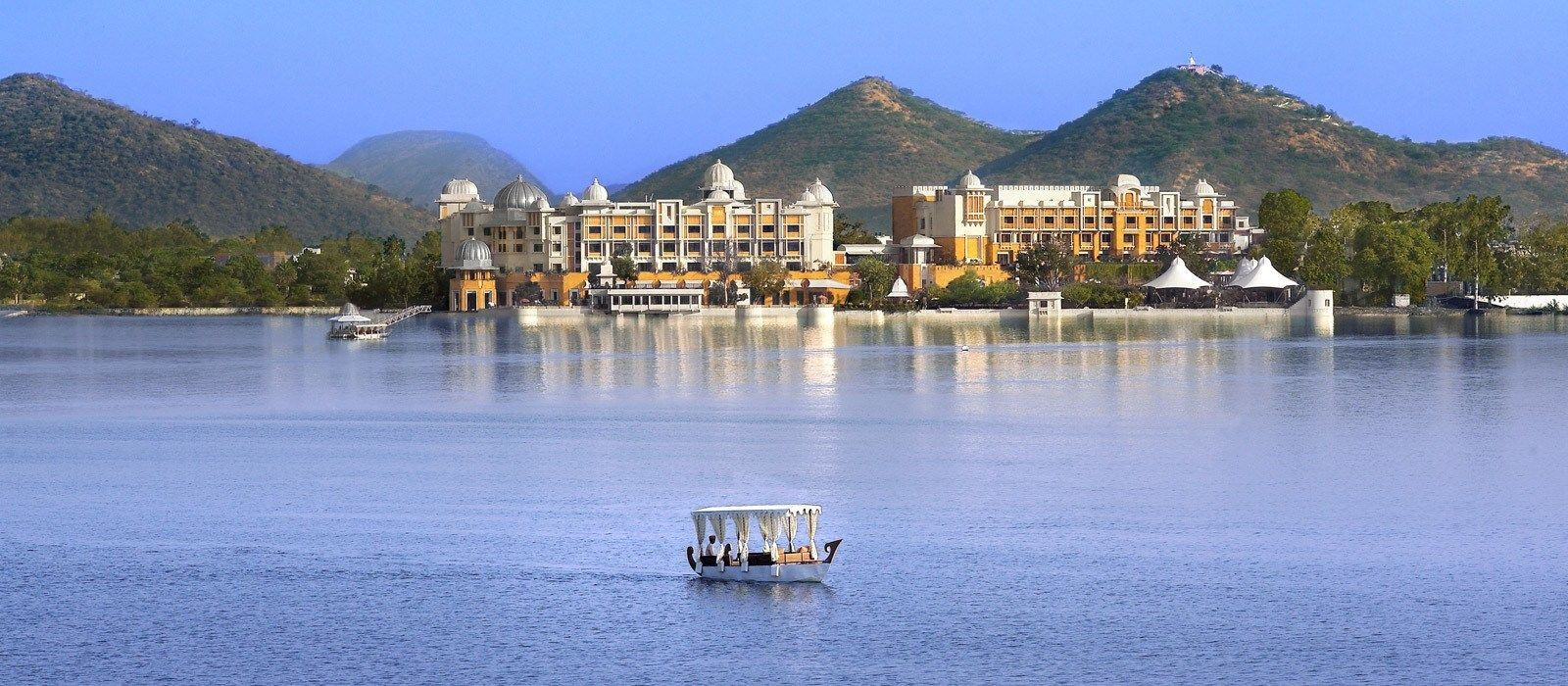 Hotel The Leela Palace Udaipur Nordindien
