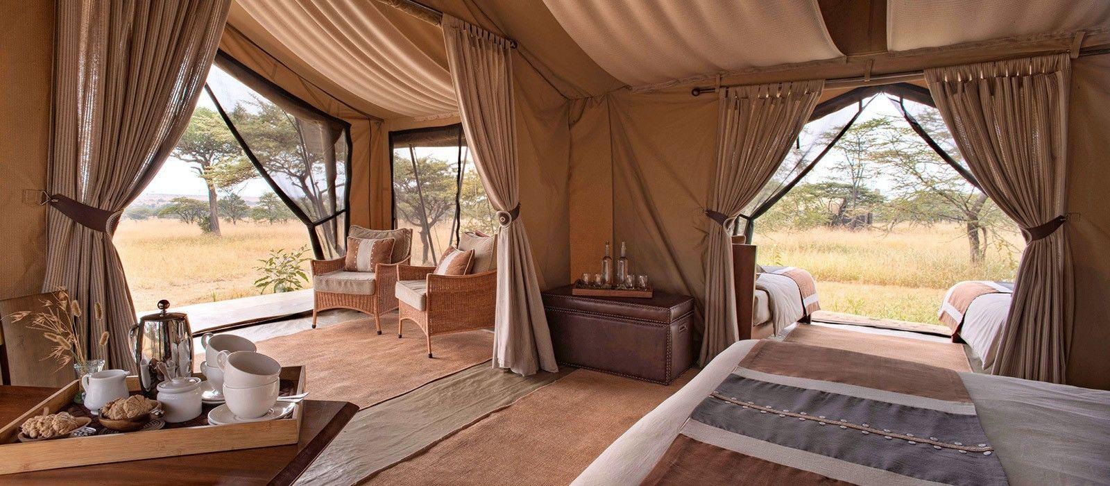 Hotel Naboisho Camp Kenya