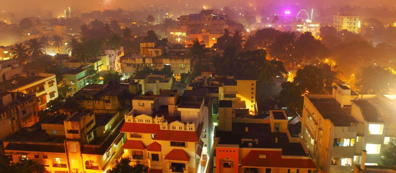 Reiseziel Chennai Südindien