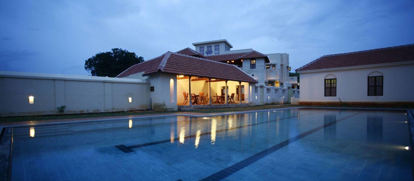 Hotel Visalam Südindien