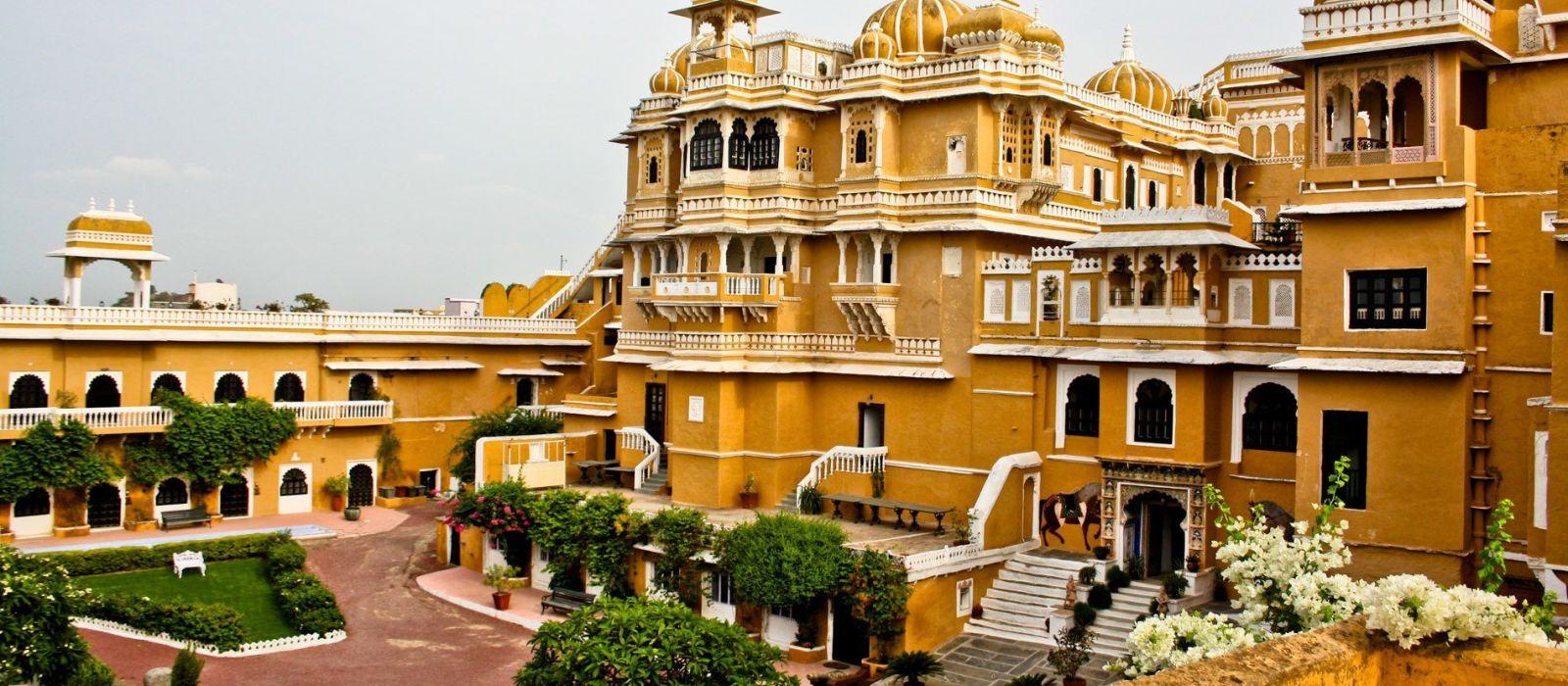 Hotel Deogarh Mahal  North India