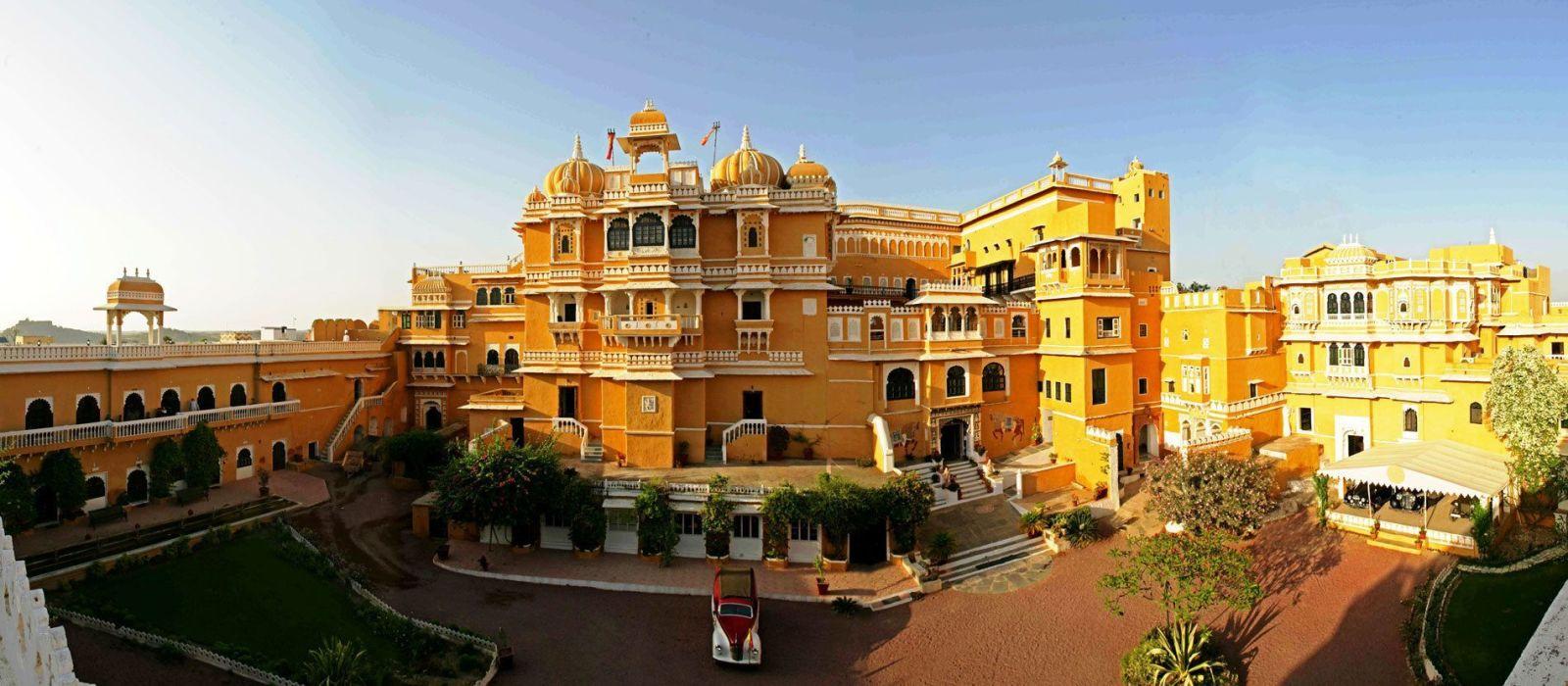 Hotel Deogarh Mahal  Nordindien