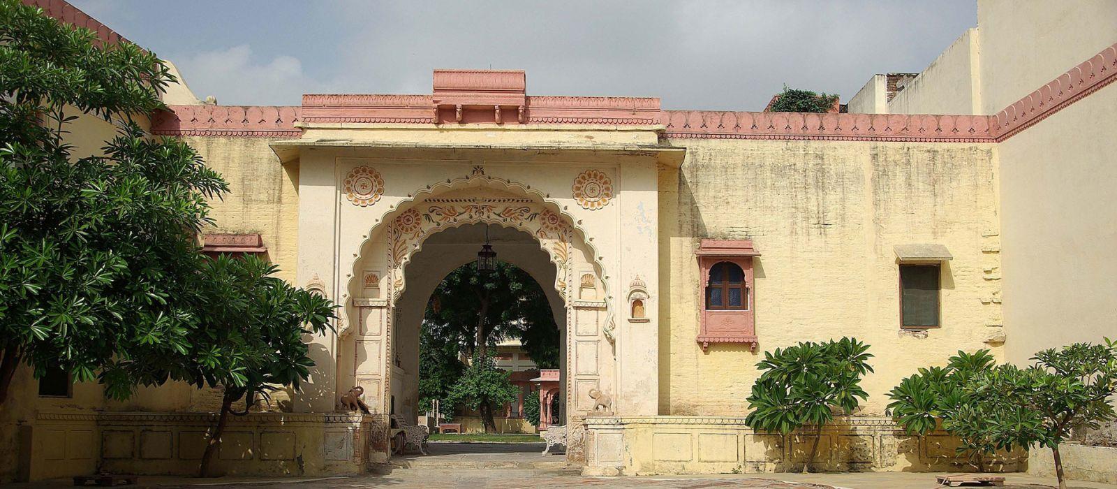 Destination Jojawar North India
