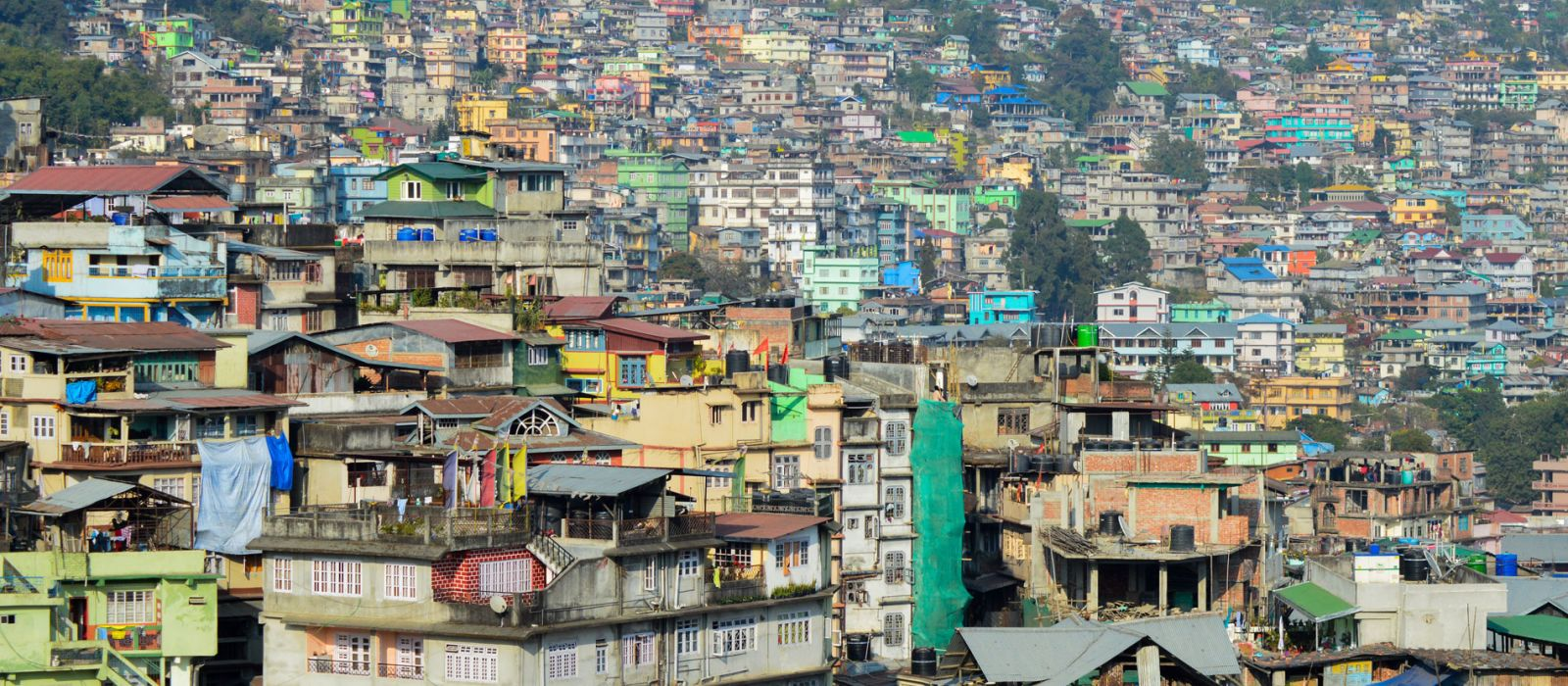 Destination Kalimpong East India