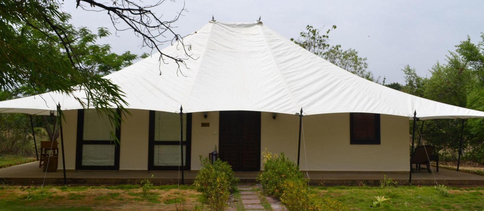Hotel Tuli Tiger Corridor Central & West India