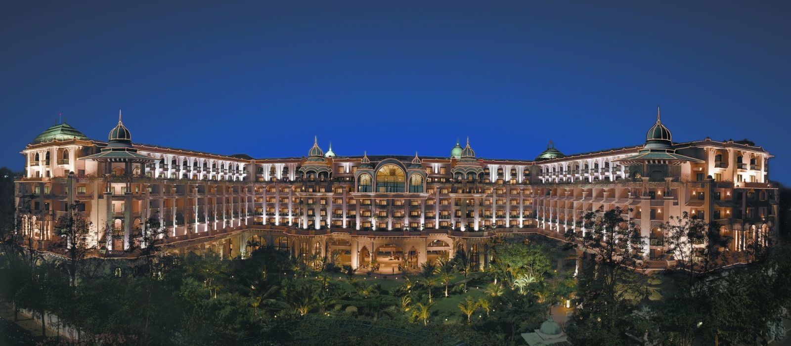Hotel The Leela Palace Bangalore Südindien