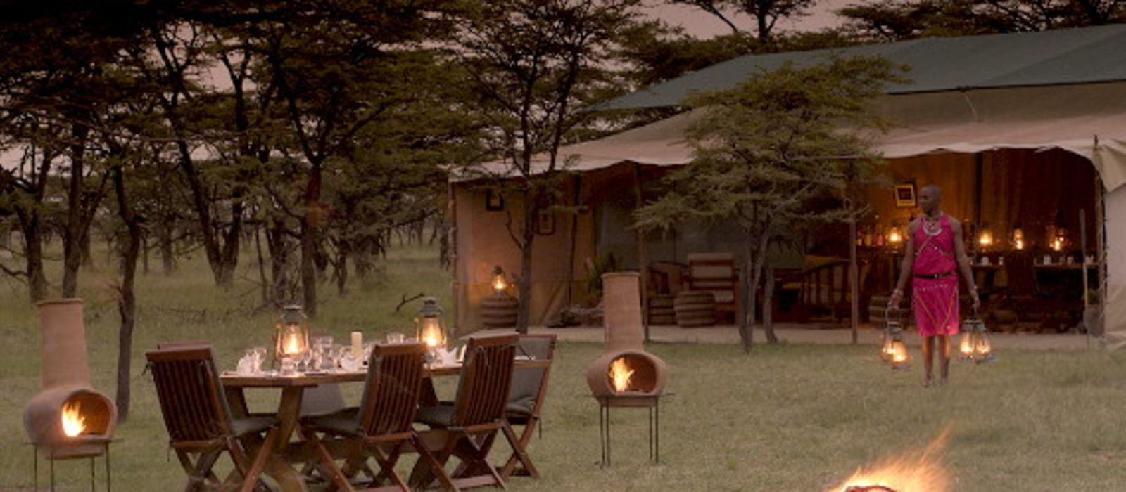 Hotel Kicheche Bush Camp Kenya